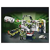 Playmobil 4880 Robo Gangster Lab