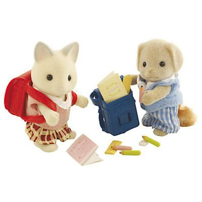 Sylvanian Families School Pupils Set