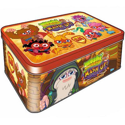 Moshi Monsters Super Moshi Mash Up Trading Card Tin