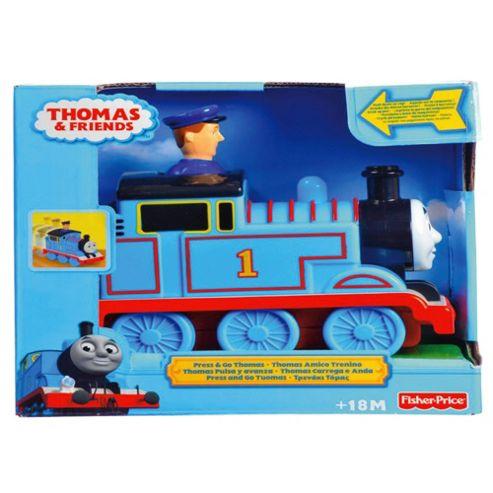 Fisher-Price Thomas & Friends Push & Go