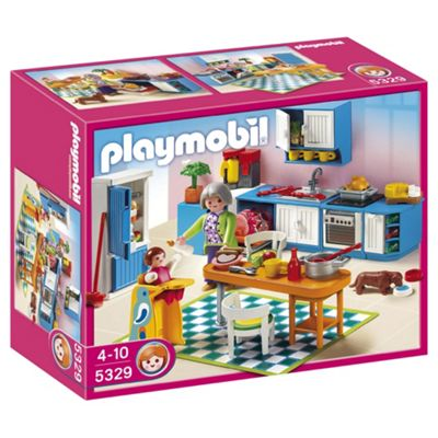 Playmobil 5329 Dollhouse Kitchen