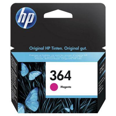 HP 364 Magenta Original Ink Cartridge