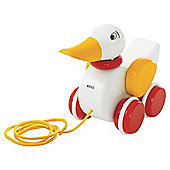 Brio Toddler Classic White Duck, wooden toy