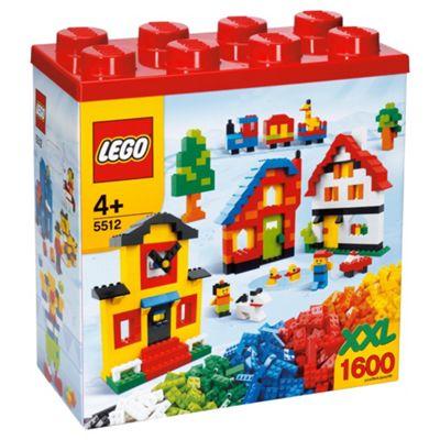 LEGO Bricks & More Large Tub
