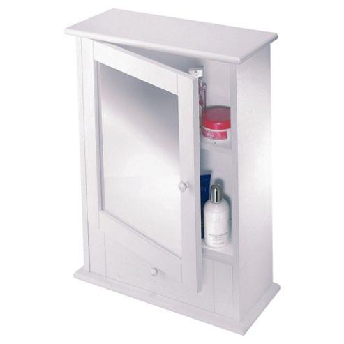 Croydex Maine Single Door Cabinet