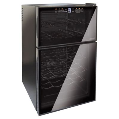 Husky HN7 Dual Zone Reflections Wine Cooler
