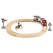 Brio Classic Travel Circle Set, wooden toy