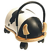 Wheelybug Cow Ride-On Toy, Small