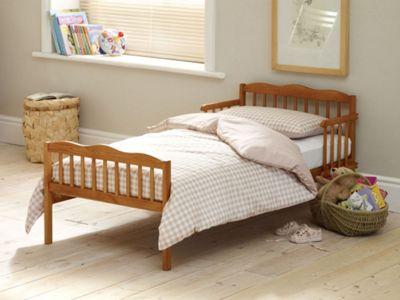 Saplings Junior Bed, Antique