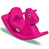 Little Tikes Rocking Horse Pink