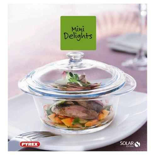 Pyrex Minis Cook Book