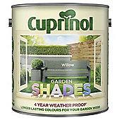 Cuprinol Garden Shades, 2.5L, Willow