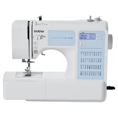 Brother FS40 Computerised Sewing Machine - White