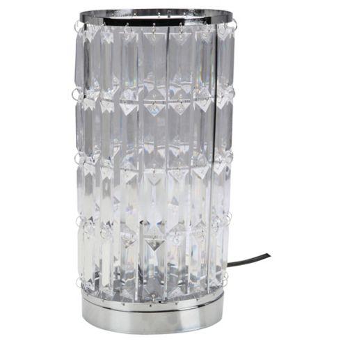Tesco Lighting Annouska glass table lamp
