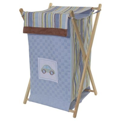 Kids Line Mosaic Transport Clothes Hamper