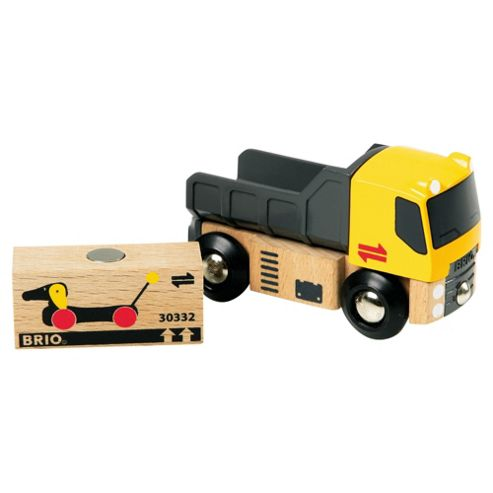Brio Classic Freight Goods Truck, wooden toy