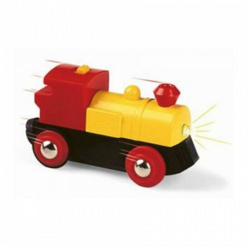 Brio Classic Accessory Two Way Battery Powered Engine, wooden toy