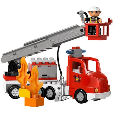 LEGO Duplo Light and Sound Fire Truck 5682