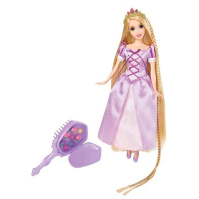 Disney Princess Tangled Hair Play Rapunzel Doll