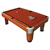 """PT12-7D BCE """"Rosemont"""" 7' Pool Table"""