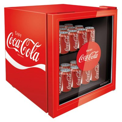 Buy Husky EL188 Coca-Cola Refrigerator from our All Fridges ...