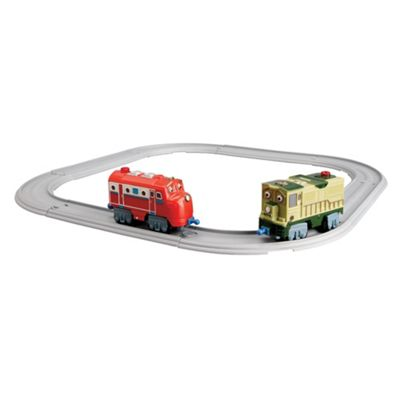 Chuggington Interactive Wilson & Dumbar Set