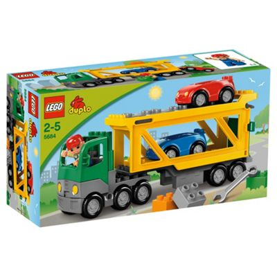 LEGO 5684 Duplo Car Transporter