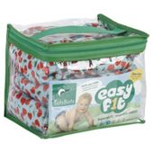 Tots Bots 3 Pack Easyfit Cherrylicious Print Reusable Nappies