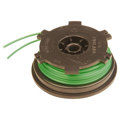 ALM Filled Spool for Petrol Grass Trimmers, 2 Pack