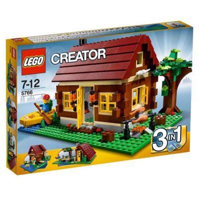 LEGO Creator Log Cabin 5766