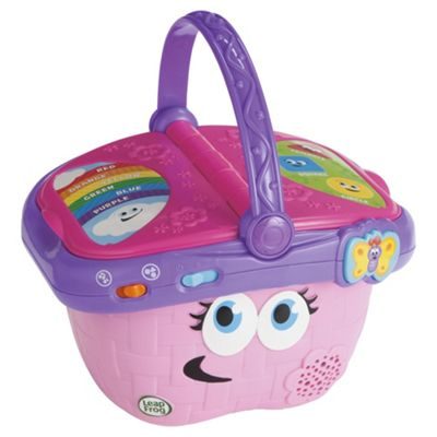 Buy Leapfrog Shapes And Sharing Picnic Basket From Our Toys For 6 12