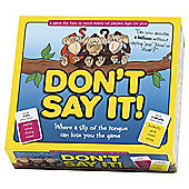 Don't Say It! Game