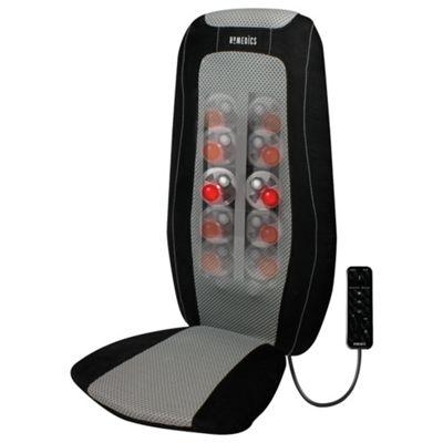 HoMedics SBM-400HX-GB - 3D Shiatsu Extended Track Back Massager