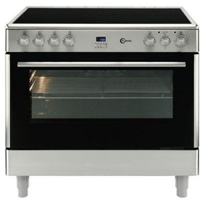 Flavel Electric 90cm Ceramic Hob Range Cooker