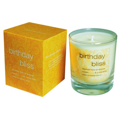 Canova Aromatherapy Birthday Bliss Candle