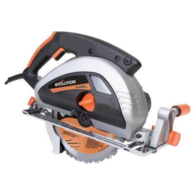Evolution RAGE230 Multipurpose Circular Saw (Orange)