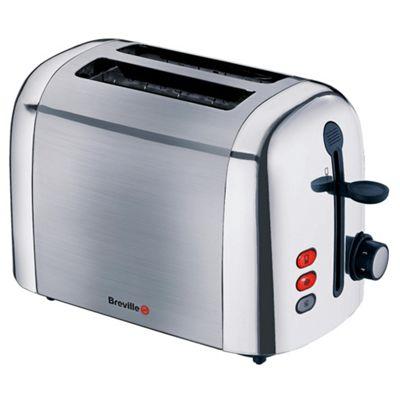 Breville VTT281 2 Slice Toaster - Brushed Stainless Steel
