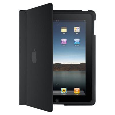 NEW Apple iPad Case, microfiber interior - Black