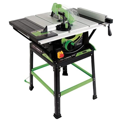 Evolution FURY5 Multipurpose Table Saw (Green)