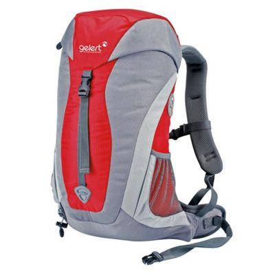 Gelert Serenity Rucksack, Red 18L