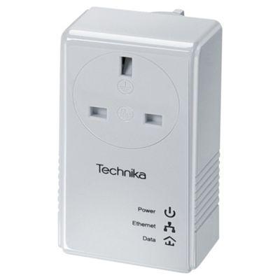Technika Passthrough Homeplug PLAW10