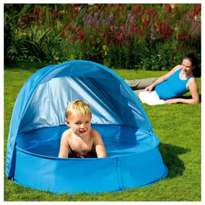 Tesco UPF 50+ Pop Up Baby Shade Pool & Ballpit