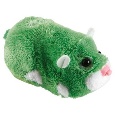 Zhu Zhu Pets Hamster Shamrock