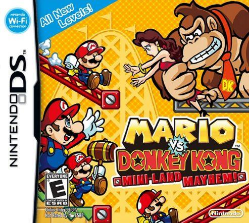 Mario Vs Donkey Kong - Mini-Land Mayhem!