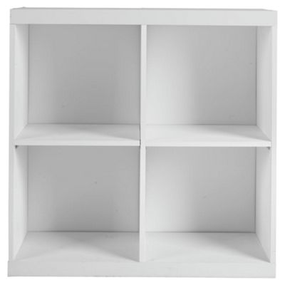 Seattle Kids Storage Cube, White