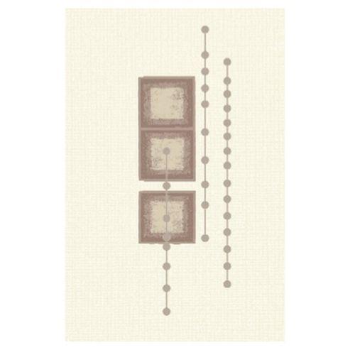 Arthouse Carmen block chocolate wallpaper