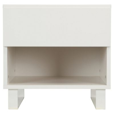Urban Bedside Table, White
