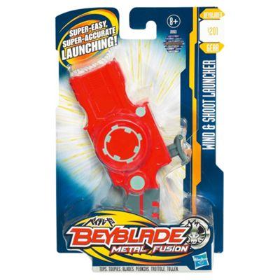 Beyblade Wind & Shoot Launcher Battle Gear
