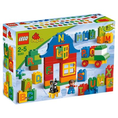 LEGO Duplo 6051: Play with Letters
