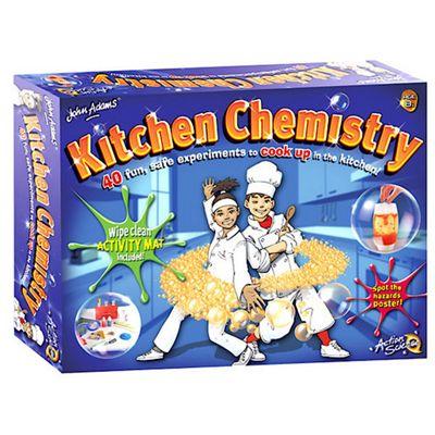 John Adams Kitchen Chemistry